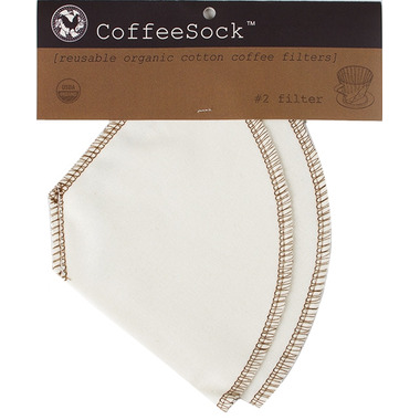 CoffeeSock #2 Cone Filters