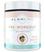 Alani Nu Pre-Workout Carnival Candy Grape