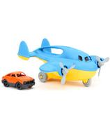 Green Toys Cargo Plane & Mini Car