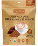 Rootalive Organic Cacao Maca Latte