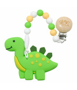 Glitter & Spice Dino Teether