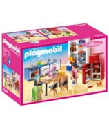 Playmobil Dollhouse cuisine familiale