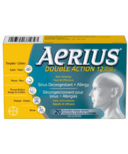 Aerius Dual Action 12 Hour Non-Drowsy Allergy + Sinus