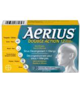 Aerius Dual Action 12 Hour Non-Drowsy Allergy + Sinus