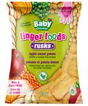 Baby Gourmet Apple Sweet Potato Rusks