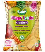 Baby Gourmet Apple Sweet Potato Rusks