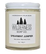 Wilderness Soap Co. Spearmint & Juniper Body Butter