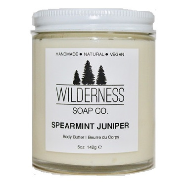 Wilderness Soap Co. Spearmint & Juniper Body Butter