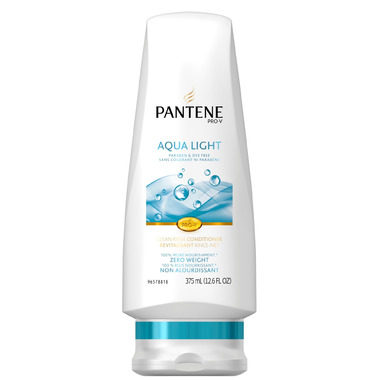 Pantene Aqua Light Clean Rinse Conditioner