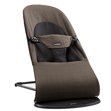Buy Babybjorn Bouncer Balance Soft Organic Black Amp Brown