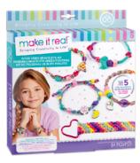 Make It Real bracelets Good Vibes