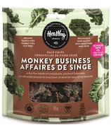 Healthy Crunch Monkey Business Kale Chips