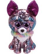 Ty Flippables Zappy the Sequin Chihuahua Large