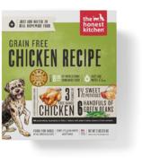 The Honest Kitchen Grain Free Chicken Dog Food Recipe