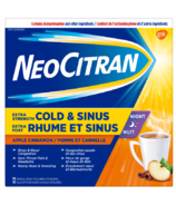 NeoCitran Extra Strength Cold & Sinus Night Apple Cinnamon