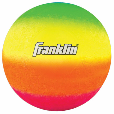 "Franklin Sports Vibrant 8.5"" Playground Ball"