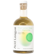 Acid League Meyer Lemon Honey Living Vinegar