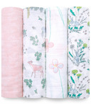 aden + anais Classic Swaddles Forest Fantasy