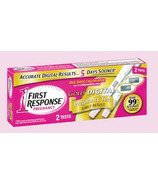 First Response Digital Pregnancy Test