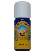The Aromatherapist Organic Lemon Essential Oil