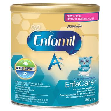 Enfamil EnfaCare A+ for Premature Babies