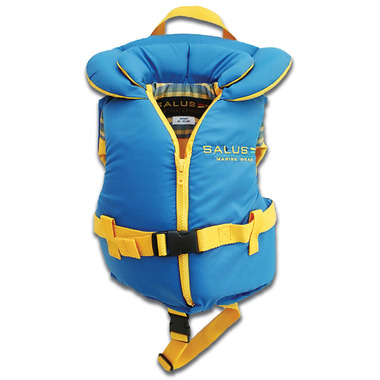 Salus Marine Nimbus Child Vest Blue