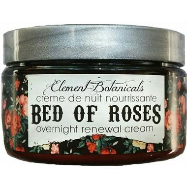 Element Botanicals Bed of Roses Overnight Renewal Cream