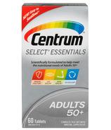 Centrum Select 50+ Multi-vitamine