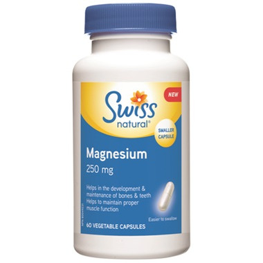 Swiss Natural Magnesium