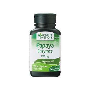 Adrien Gagnon Papaya Enzymes