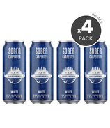 Sober Carpenter Non-Alcoholic Craft Beer White Bundle