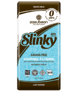 Zazubean Slinky Grass Fed Swiss Milk Chocolate