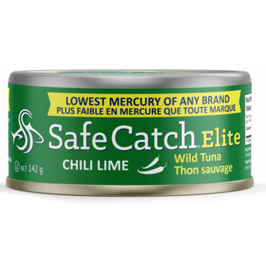 Safe Catch Elite Wild Tuna Chili Lime