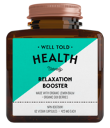 Well Told Health Relaxation Booster