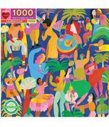eeBoo Celebration Rectangle Puzzle