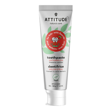 ATTITUDE Kids Toothpaste Watermelon