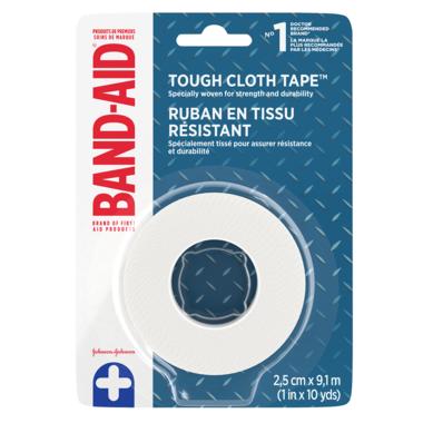 Band-Aid Tough Cloth Tape