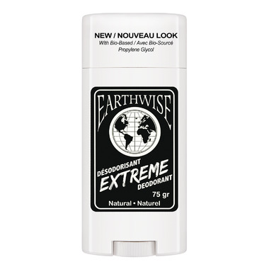 Earthwise Extreme Natural Deodorant