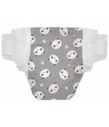 The Honest Company Diapers Pandas Size 4