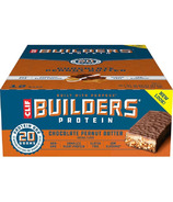 Clif Builder's Chocolate Peanut Butter Protein Bar Case