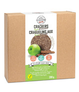 KZ Clean Eating Apple Cinnamon Cracker