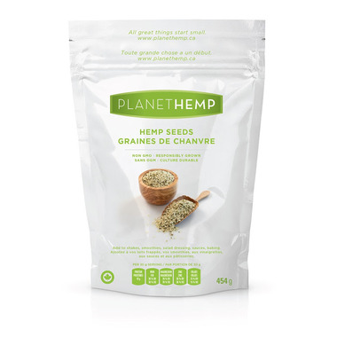 Planet Hemp Hulled Hemp Seed