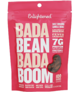 Enlightened Bada Bean Bada Boom Crunchy Broad Beans Sweet Cinnamon