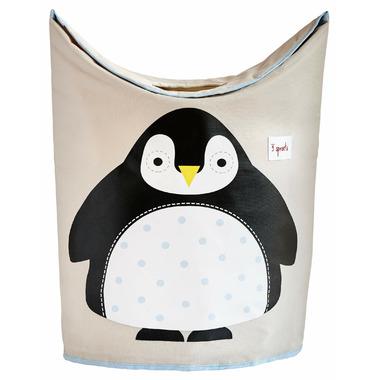 3 Sprouts Laundry Hamper Penguin