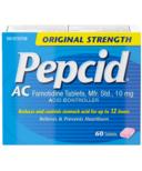 Pepcid AC Original Strength Tablets