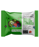Herbaland Protein Gummies Kiwi & Friends