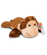 Melissa & Doug Cuddle Monkey Jumbo Plush Stuffed Animal