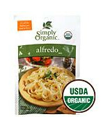 Simply Organic Alfredo Sauce Seasoning Mix