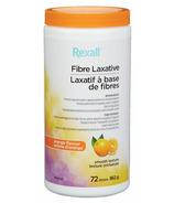 Rexall Orange Smooth Texture Fibre Laxative