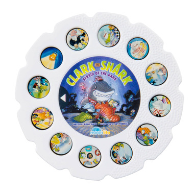 Moonlite Story Reel Clark the Shark Afraid of the Dark